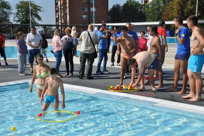 Igre bez granica 2020 na Zvezdari (foto: GO Zvezdara)