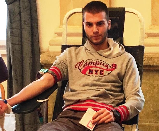 Institut za transfuziju krvi Srbije - dobrovoljno davanje krvi (foto: ITKS)