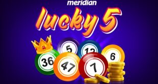 Meridianbet - Lucky 5