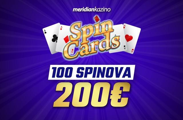 Meridianbet: Nikad lakše do dobitka - zavrti 100 spinova i osvoji 200 evra