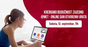 Univerzitet Metropolitan: Online dan otvorenih vrata