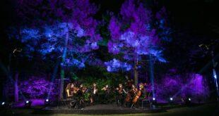 Muzikon: Nature Make Sense u Botaničkoj bašti (foto: hooloovoo.rs)