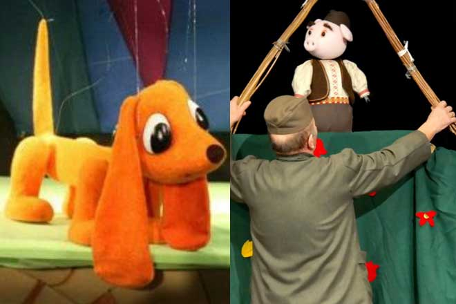 Posle duže pauze... Pozorište lutaka Pinokio! (foto: detalji sa plakata)