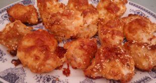 Recepti: Pohovana piletina sa kačkavaljem, susamom i kornfleksom (foto: Nenad Mandić)