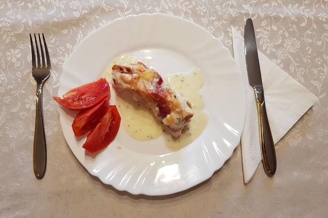 Recepti: Rolovana piletina (foto: Mirjana Miljević)