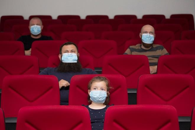 Sedam dana u Beogradu, 3-9. septembar 2020: Povratak u bioskope (foto: Melinda Nagy / Shutterstock)