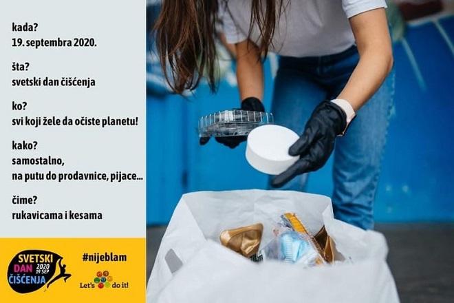 Svetski dan čišćenja
