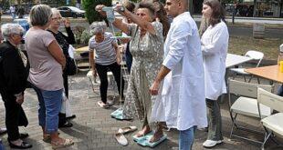 SVI NA VAGU: Manifestacija Dan zdravih navika (fotografiju obezbedila GO Zvezdara)