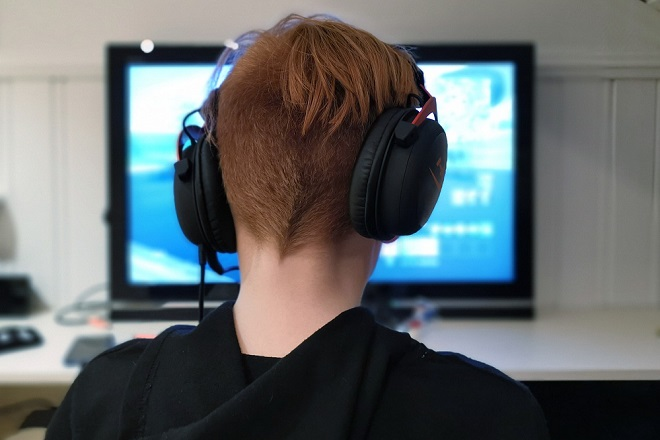 TV i online nastava za osnovce (foto: Pixabay)