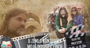 Zemunfest 2020 na Velikom trgu: U zemlji kontrasta - moja indijska priča
