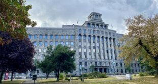 Beogradske vesti, 6. oktobar 2020. (foto: Aleksandra Prhal): Glavna pošta