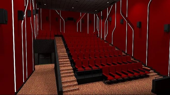 Bioskop Cine Grand u TC BIG Rakovica
