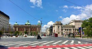 Dani slobode: Trg republike (foto: Aleksandra Prhal)