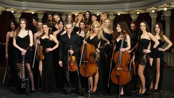 Dvanaest godišnjih doba: Almazian Symphony (foto: Pauline Fourcade)