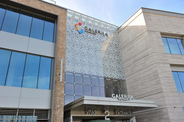 Galerija Belgrade - najveći tržni centar u regionu... u Beogradu (foto: Galerija Belgrade / promo)