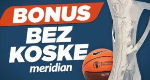 Meridian: Partizan protiv Uniksa za drugu pobedu u Evrokupu