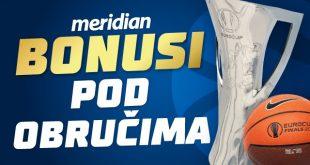 Gde ćeš bolje: 1.000 RSD bez uslova za meč Partizan - Burž