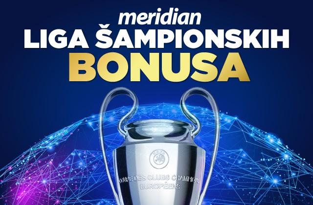 Meridian: Vrhunski fudbal donosi još jače bonuse - jedan korak te deli od 1.000 RSD