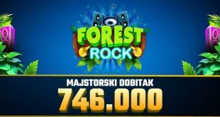 Šumski spektakl slota Forest Rock doneo Stefanu preko 700 HILJADA DINARA