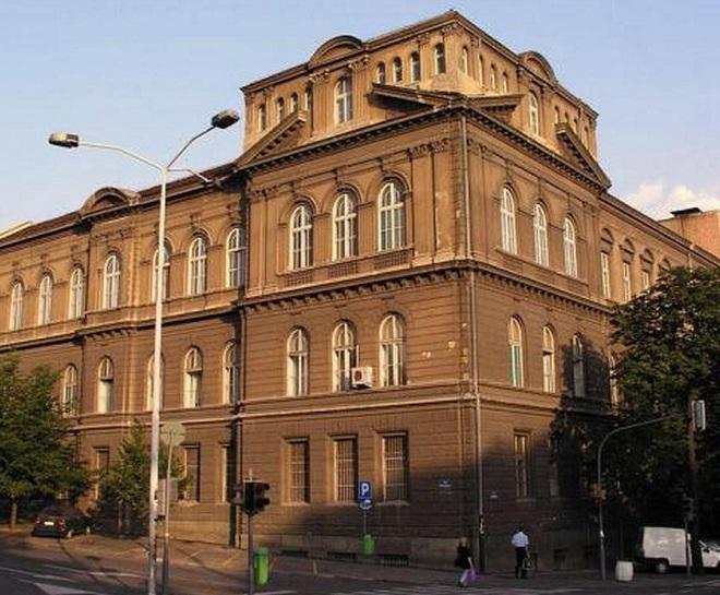 Muzej grada Beograda: zgrada na uglu Nemanjine i Resavske (foto: beograd.rs)
