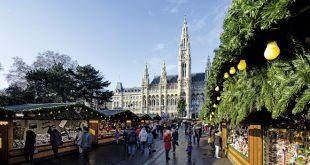 Novogodišnji vašari u Beču 2020. (foto: © WienTourismus/Christian Stemper)