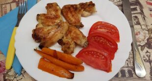 Recepti: Pečena pileća krilca (foto: Mirjana Miljević)