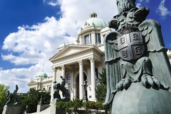 Šaip Kamberi: Govor u Narodnoj skupštini (foto: milosljubicic / Shutterstock)