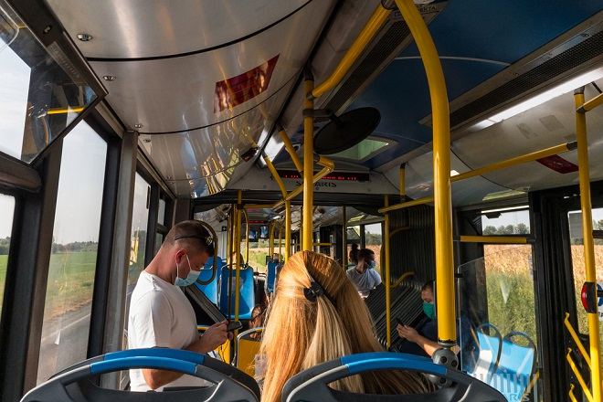 Bus plus dopune (foto: BalkansCat / Shutterstock)