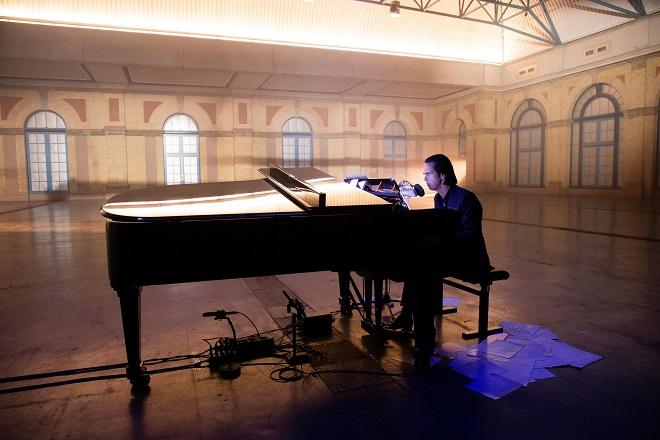 16. Slobodna zona: Idiot Prayer: Nick Cave Alone at Alexandra Palace (foto: Joel Ryan)