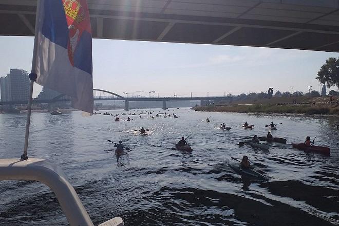 Sportska takmičenja u Beogradu: Zaveslajmo zajedno (foto: beograd.rs)