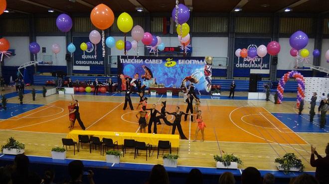 Trofej Beograda u sportskom plesu (foto: beograd.rs)