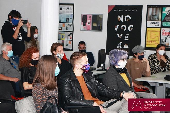 Univerzitet Metropolitan: Svečana dodela povelja za najbolje i najuspešnije studente Fakulteta digitalnih umetnosti