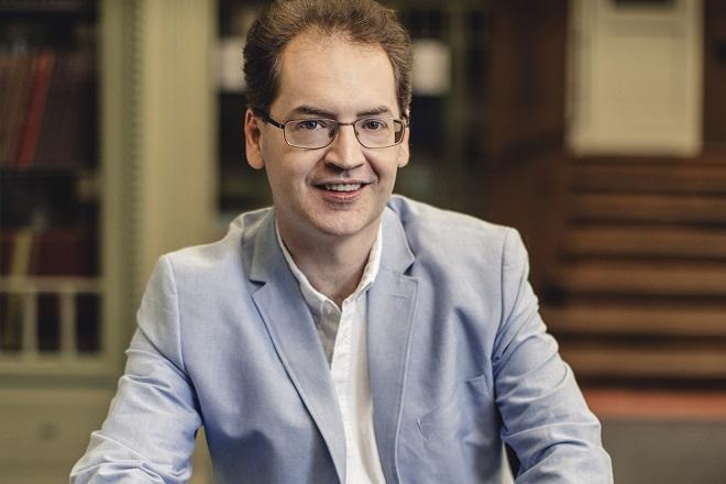 Steinway & Sons koncertna sezona 2020/2021: Deneš Varjon (foto: Mihály Kondella)
