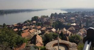 Vikend u Beogradu, 17. i 18. oktobar 2020: Pogled na Dunav (foto: Nemanja Nikolić)