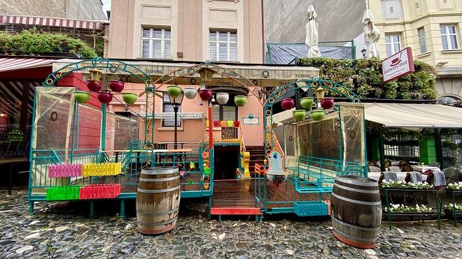 Vikend u Beogradu: Skadarlija (foto: Aleksandra Prhal)
