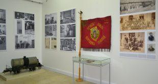 "Železnički muzej: Izložba ""Na kolosecima prošlosti"" (foto: ŽM)"