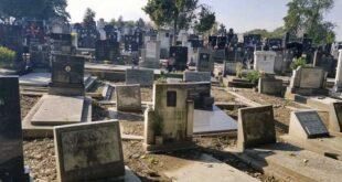 Sahrane i kremacije u Beogradu - Zemunsko groblje (foto: Nemanja Nikolić)