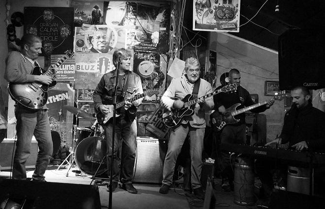 Di Luna Blues Band (foto: Saša Ivanović)