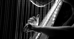 9. sezona koncerata FMU i Guarnerius nagrađuju: Zvuci violine i harfe (foto: Pixabay)