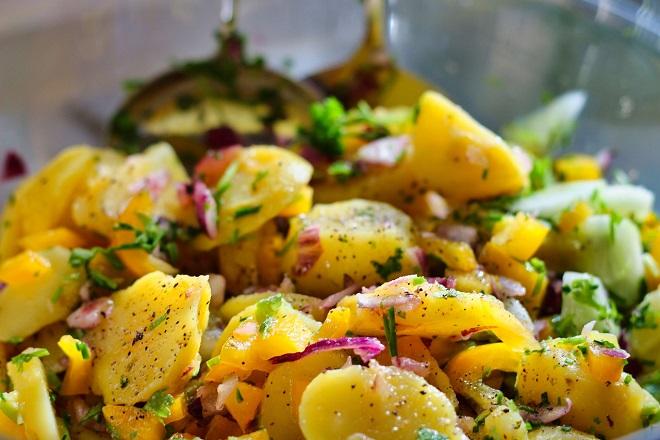 Krompir salata (foto: Pixabay)