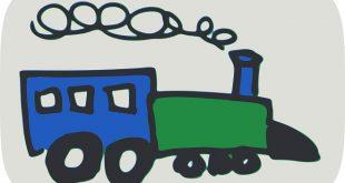 """Likovni konkurs """"Železnica očima dece"""" (ilustracija: Pixabay)"""