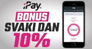 Meridian: DEPONUJ ZA VIŠE - Osvoji 10% bonusa za sportsko klađenje već danas!
