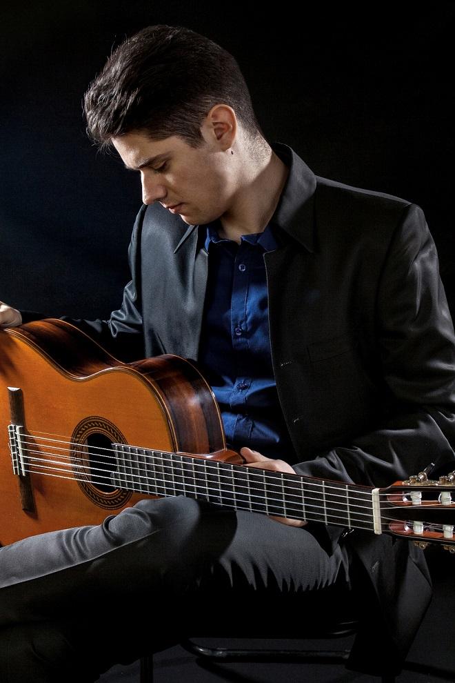 Gitarista Nikola Jelačić (foto: promo)
