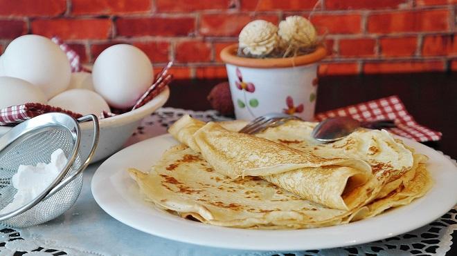 Recepti: palačinke (foto: Pixabay)