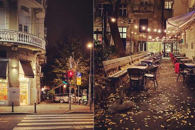 Sedam dana u Beogradu, 19-25. novembar 2020. (foto: Aleksandra Prhal)