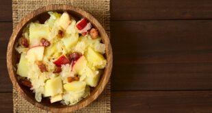Recepti: Krompir sa jabukama ili kruškama (i slaninom) (foto: Ildi Papp / Shutterstock)