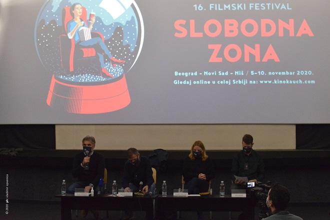 16. Slobodna zona - najava festivala (foto: Vladimir Opsenica)