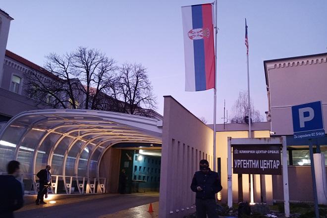 Nema mesta u bolnicama za obolele od COVID-19: Urgentni centar (foto: Nenad Mandić)