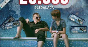 """Film """"Vikend sa ćaletom"""" za samo nedelju dana - 20.000 gledalaca"""