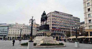 Vikend u Beogradu: Trg republike (foto: Nemanja Nikolić)